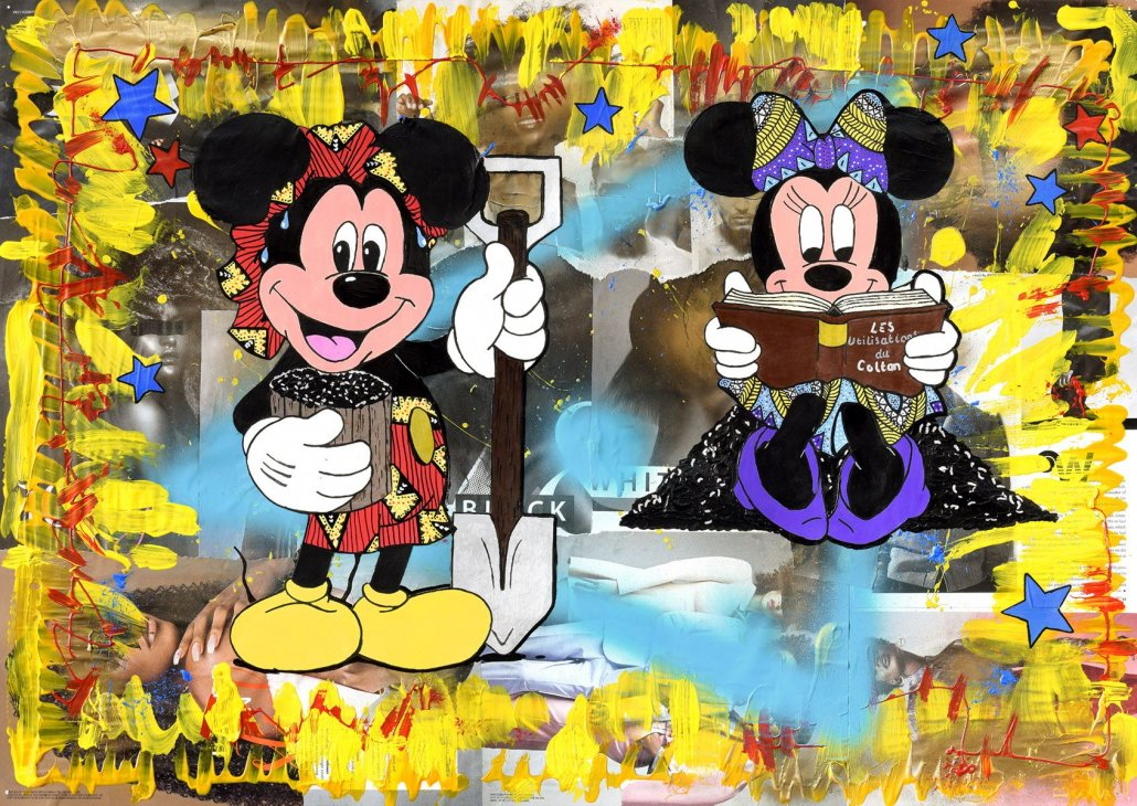 Image 1 of A Mickey Connection - Original