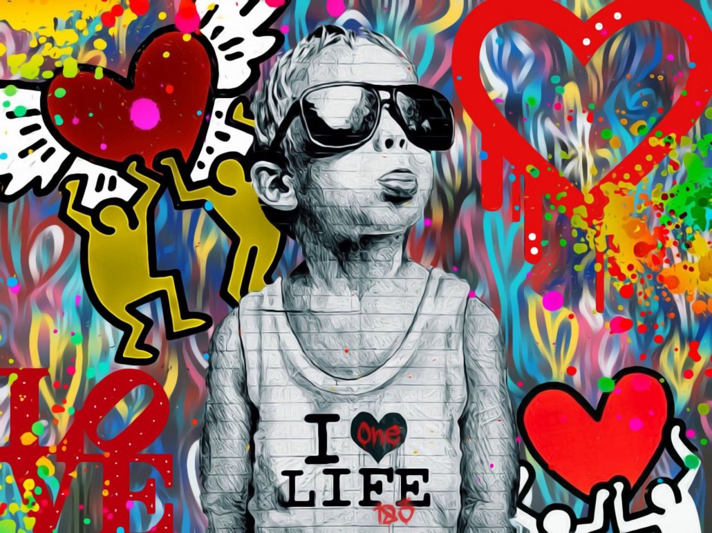 Image 1 of I Love Life Limited Edition