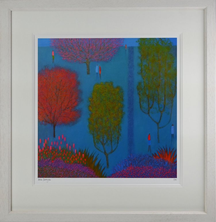Image 2 of TALKING UNDER A PINK TREE - Limited Edition