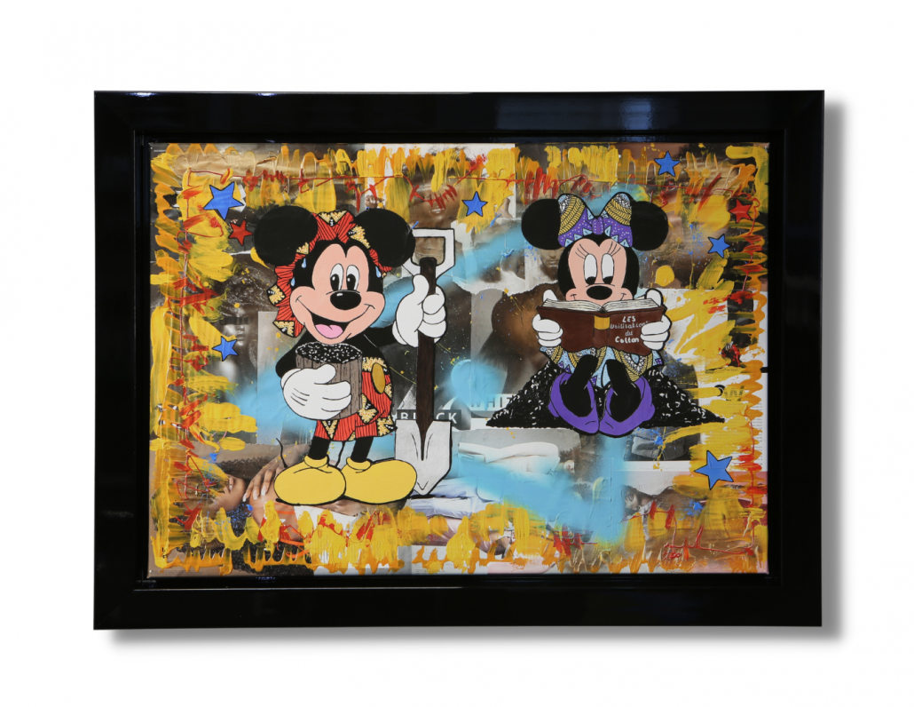 Image 2 of A Mickey Connection - Limited Edition