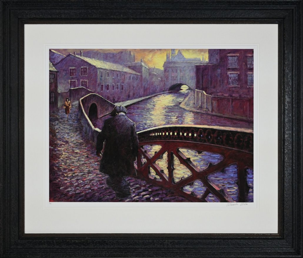 Image 2 of Along The Canal Limited Edition