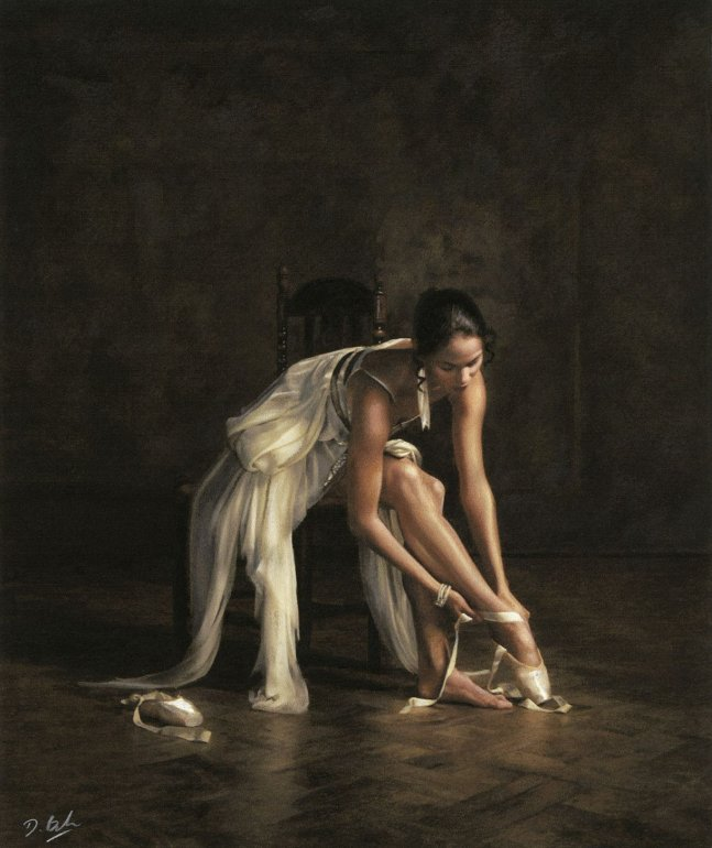 Image 1 of Ballet Pointes
