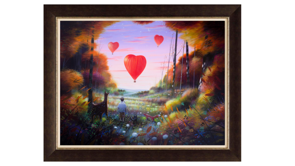 Image 2 of Love Is In The Air  Limited Edition