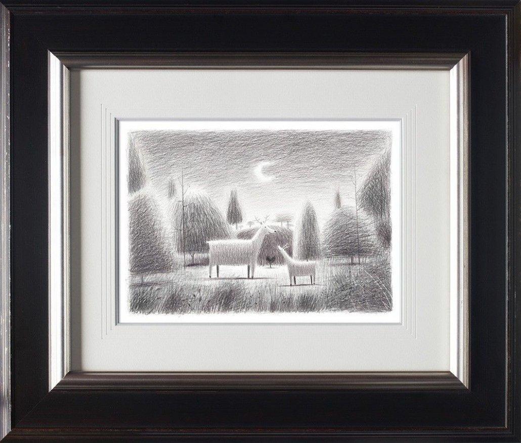 Image 1 of Moonlit Sky Original