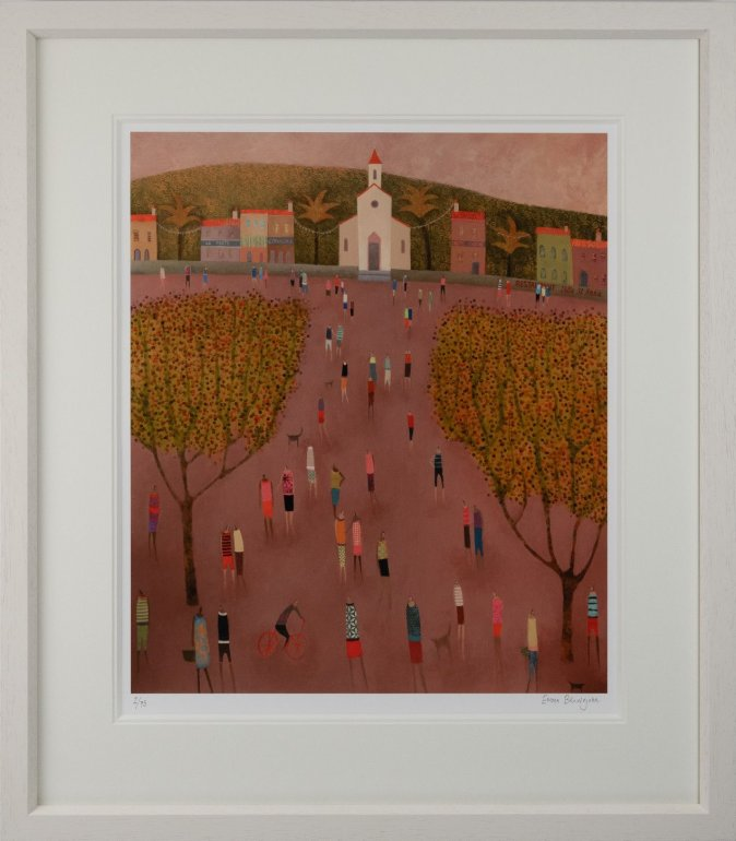 Image 2 of ISLAND SQUARE - Limited Edition