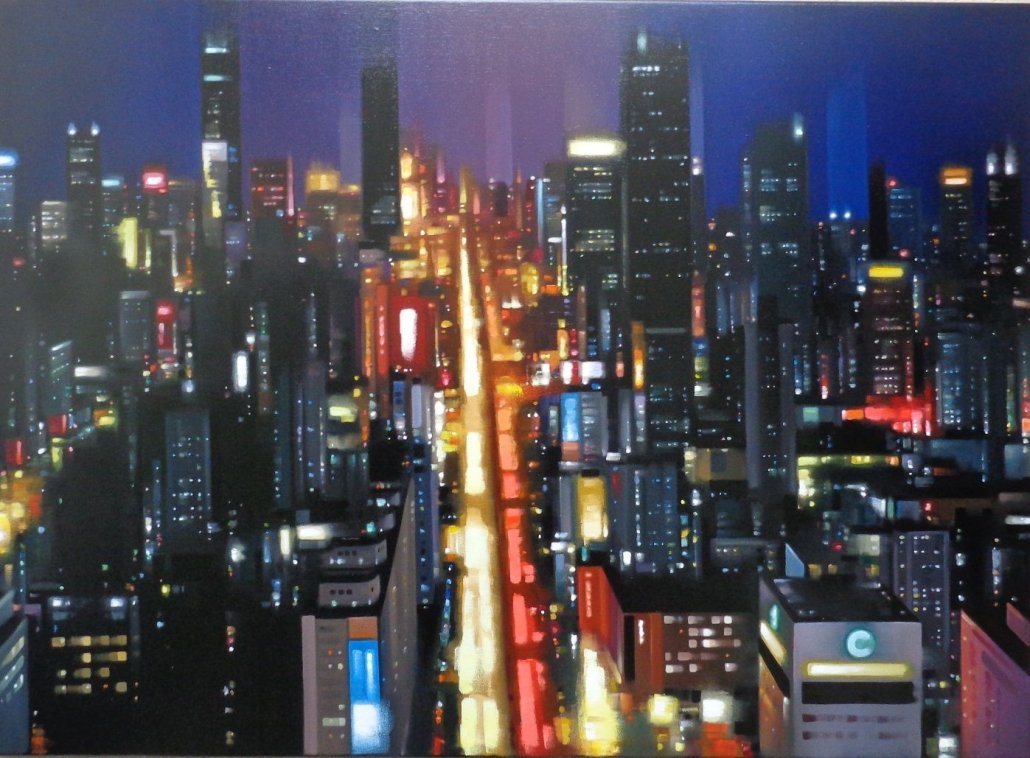 Image 1 of Future City Original