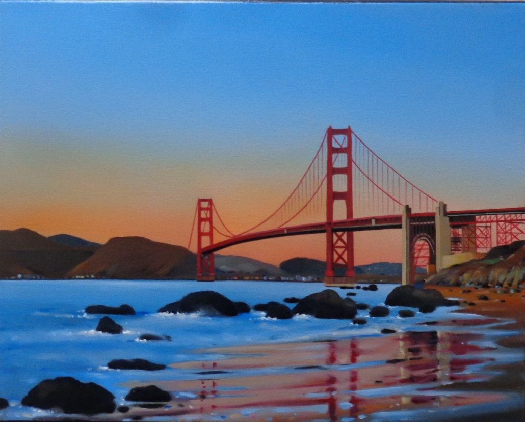 Image 1 of Golden Gate Original