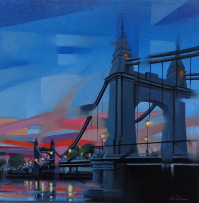Image 1 of Hammersmith Bridge Original