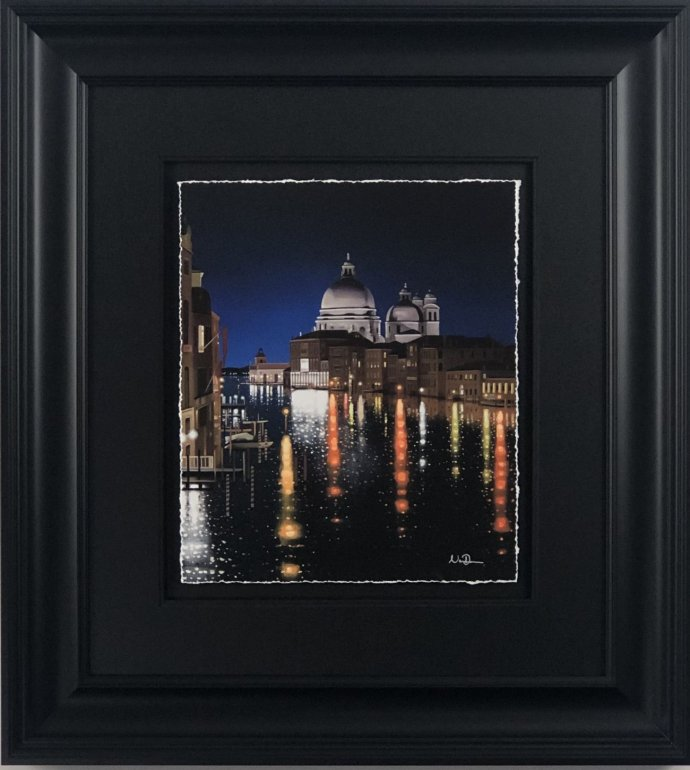 Image 2 of Reflections On The Grand Canal Limited Edition