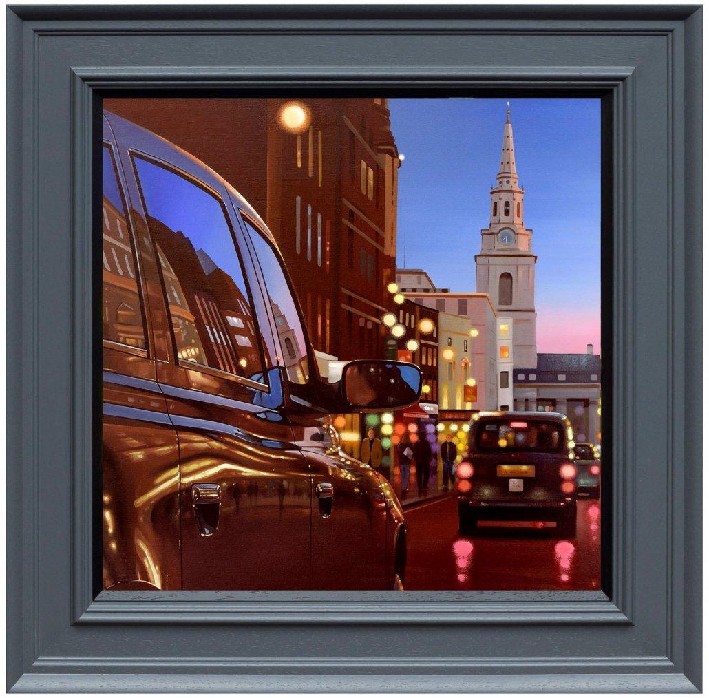 Image 4 of London Dusk Reflections