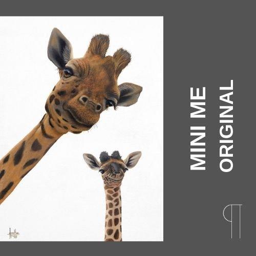 Image 3 of Mini Me ORIGINAL box canvas