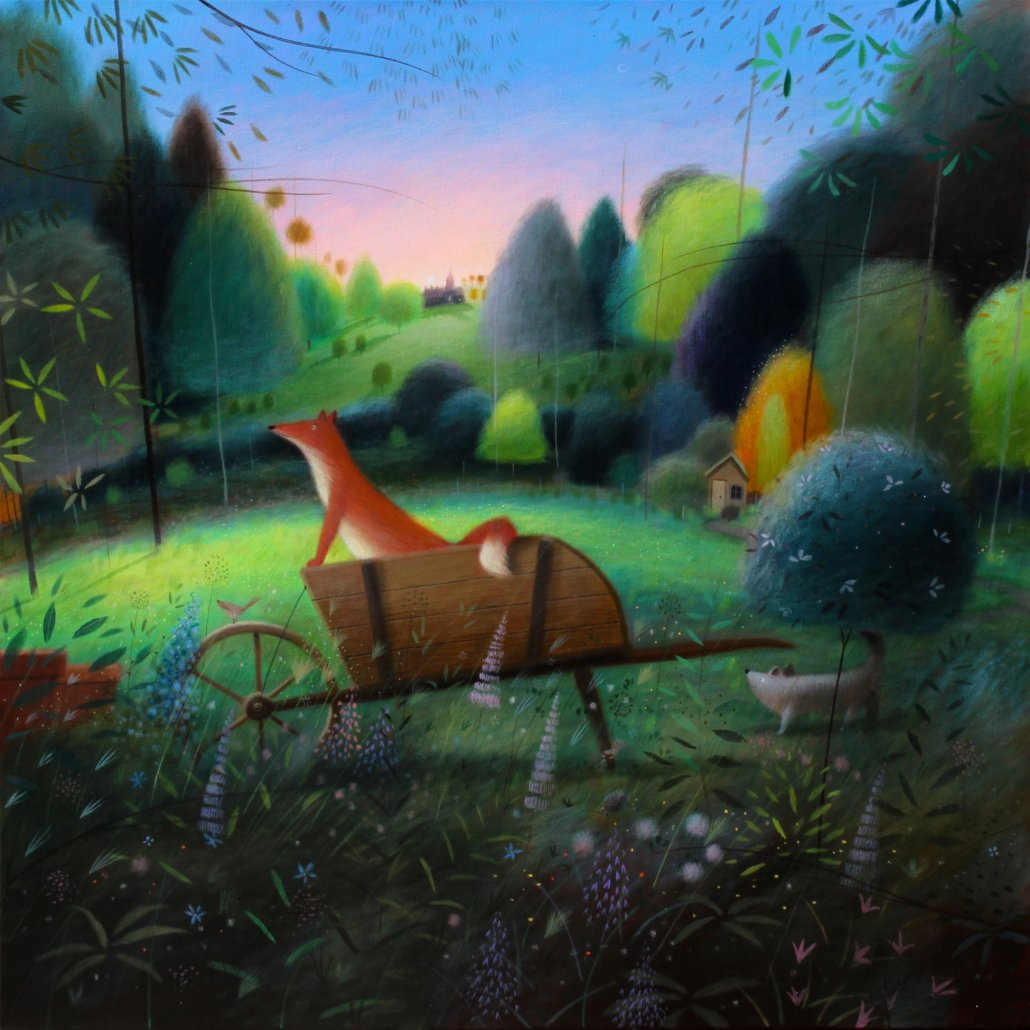 Image 1 of Mr Fox's Big Race Limited Edition