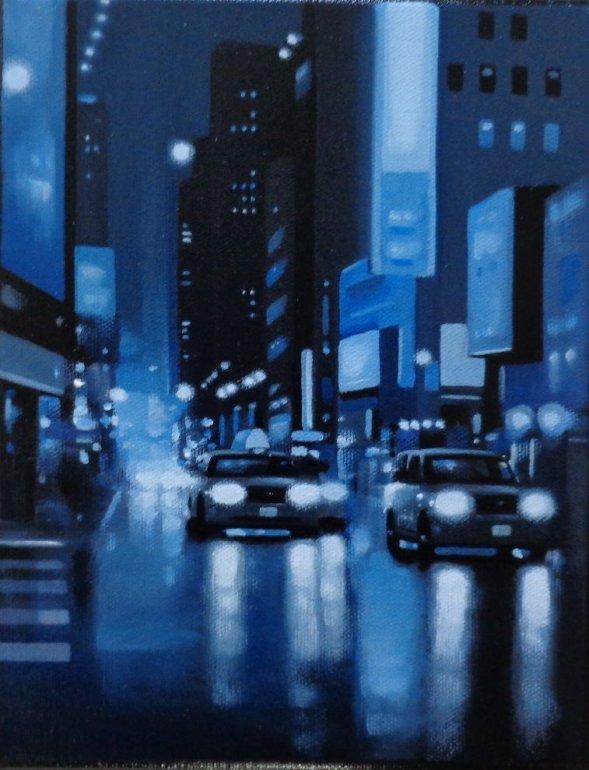 Image 1 of NYC Blue - Original