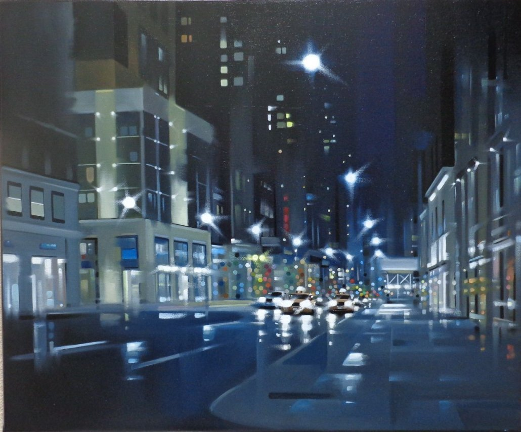Image 1 of NYC Mean Streets Original