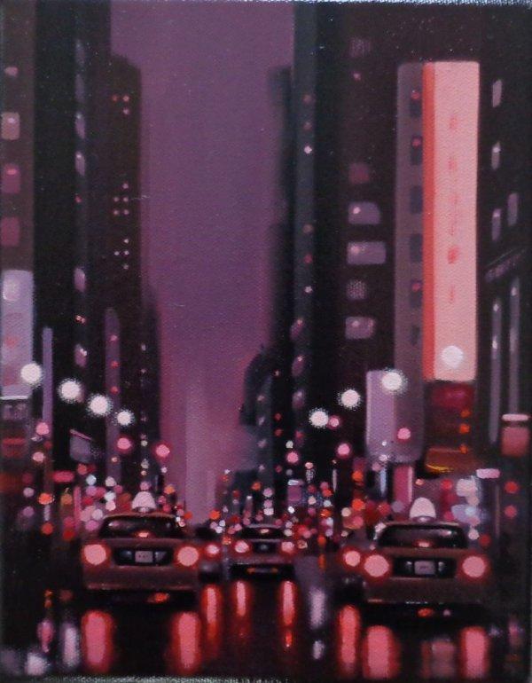 Image 1 of NYC Red - Original