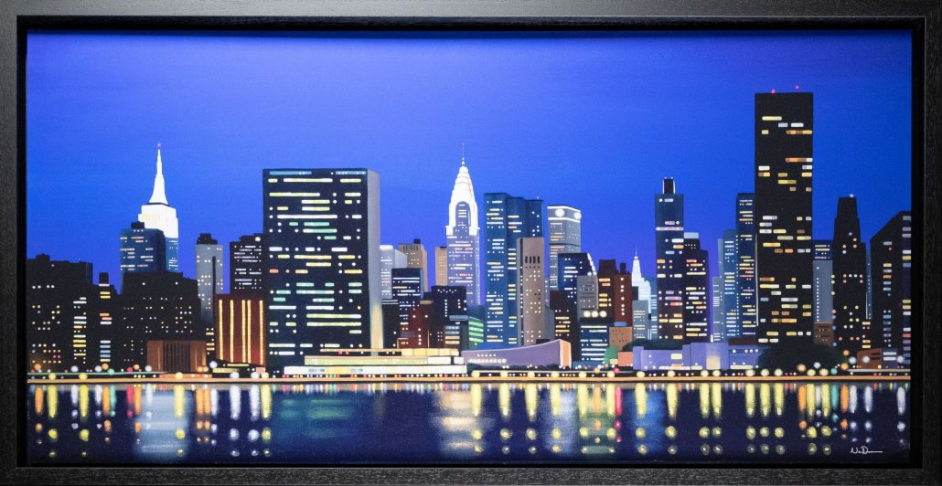 Image 2 of New York Skyline Limited Edition