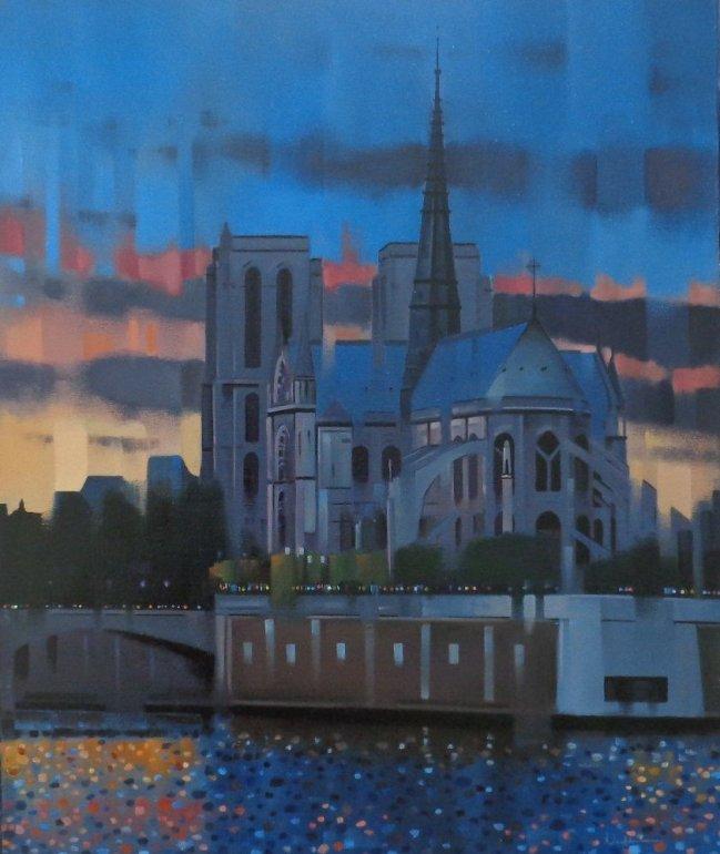 Image 1 of Notre Dame Original