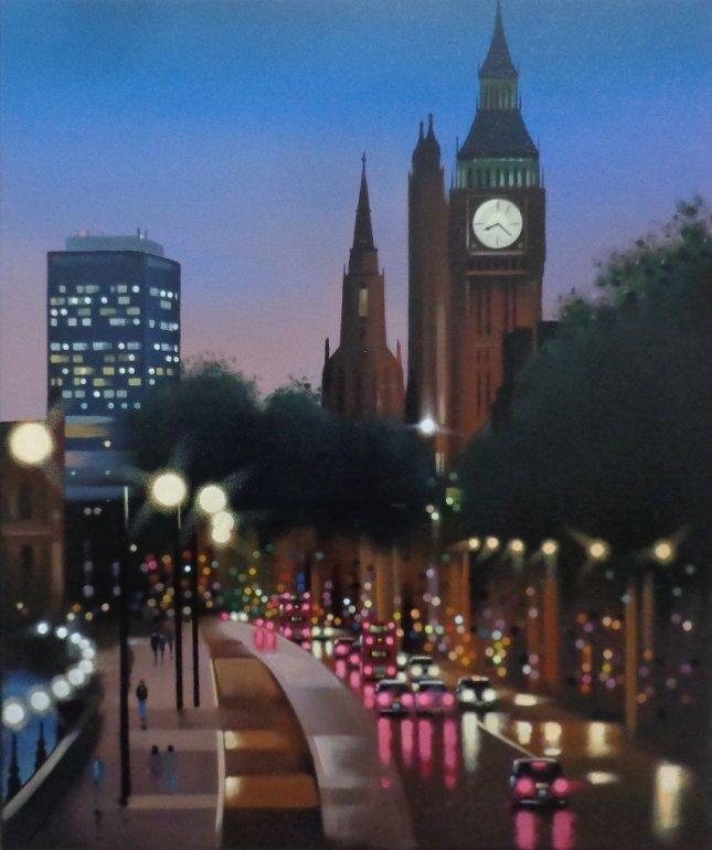 Image 1 of Parliament Night Original