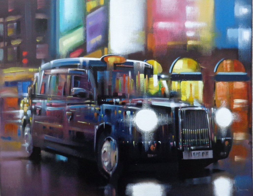 Image 1 of Piccadilly Taxi Original