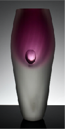 Image 2 of Pinnate Vase Original
