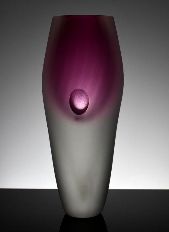 Image 1 of Pinnate Vase Original