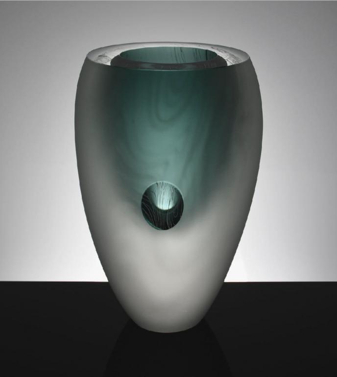 Image 2 of Reticulate Vase Original