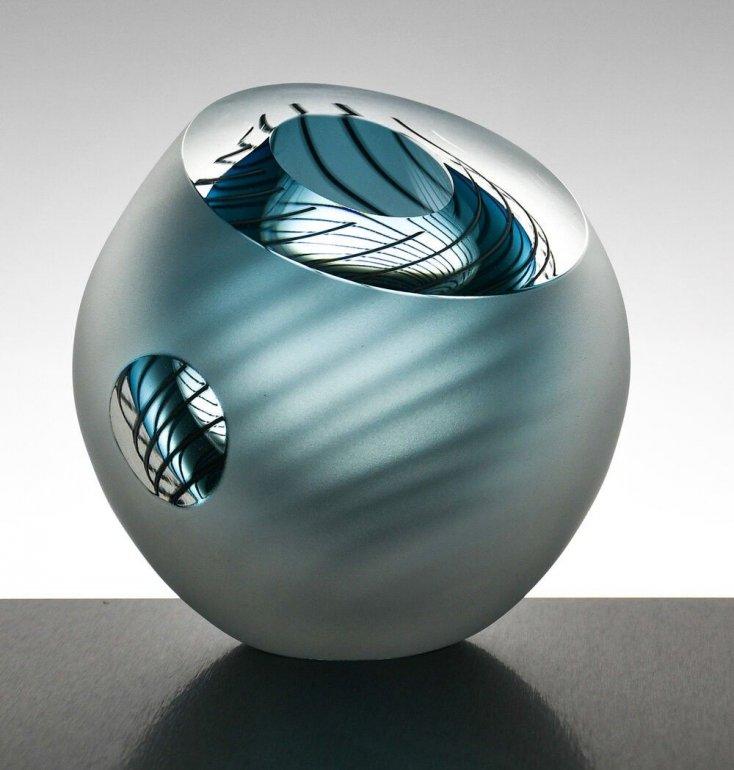 Image 1 of Dizzy Spiral Bowl Original (Small)