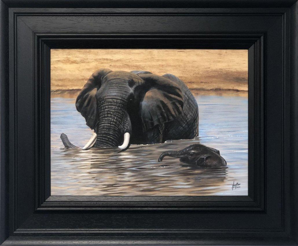 Image 2 of Swimming Trunks Original