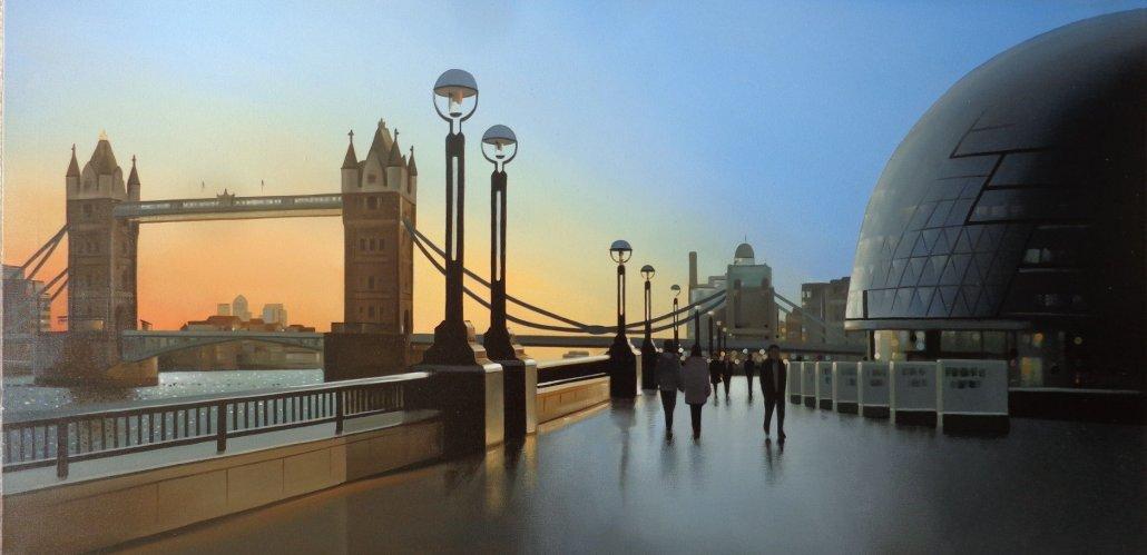 Image 1 of Thames Walk Original