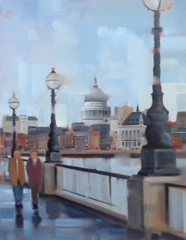 Image 1 of Thames Stroll Original