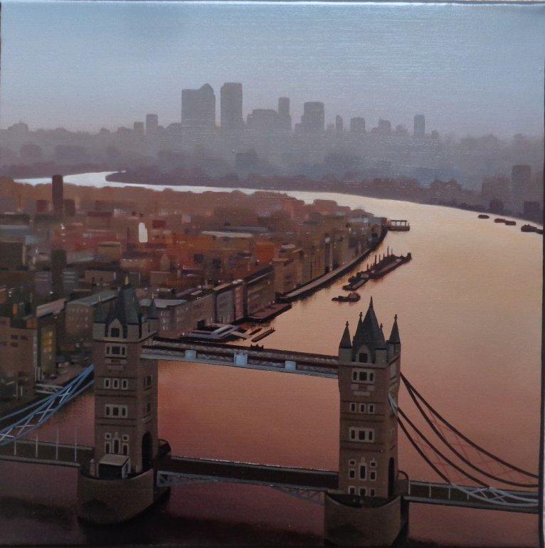 Image 1 of Thames Tonal - Original