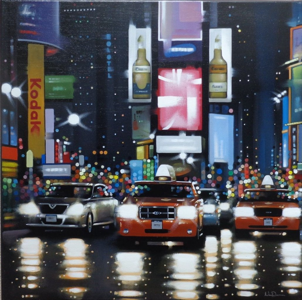 Image 1 of Times Square Hustle Original