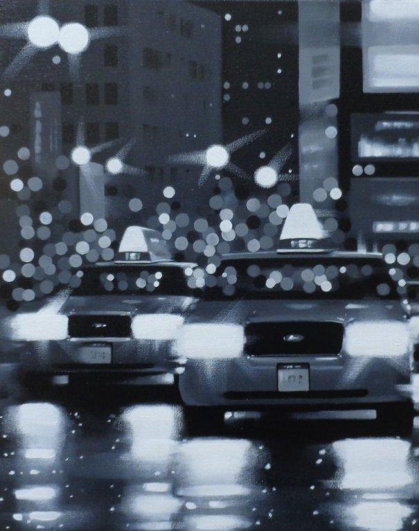 Image 1 of Times Square Mono - Original