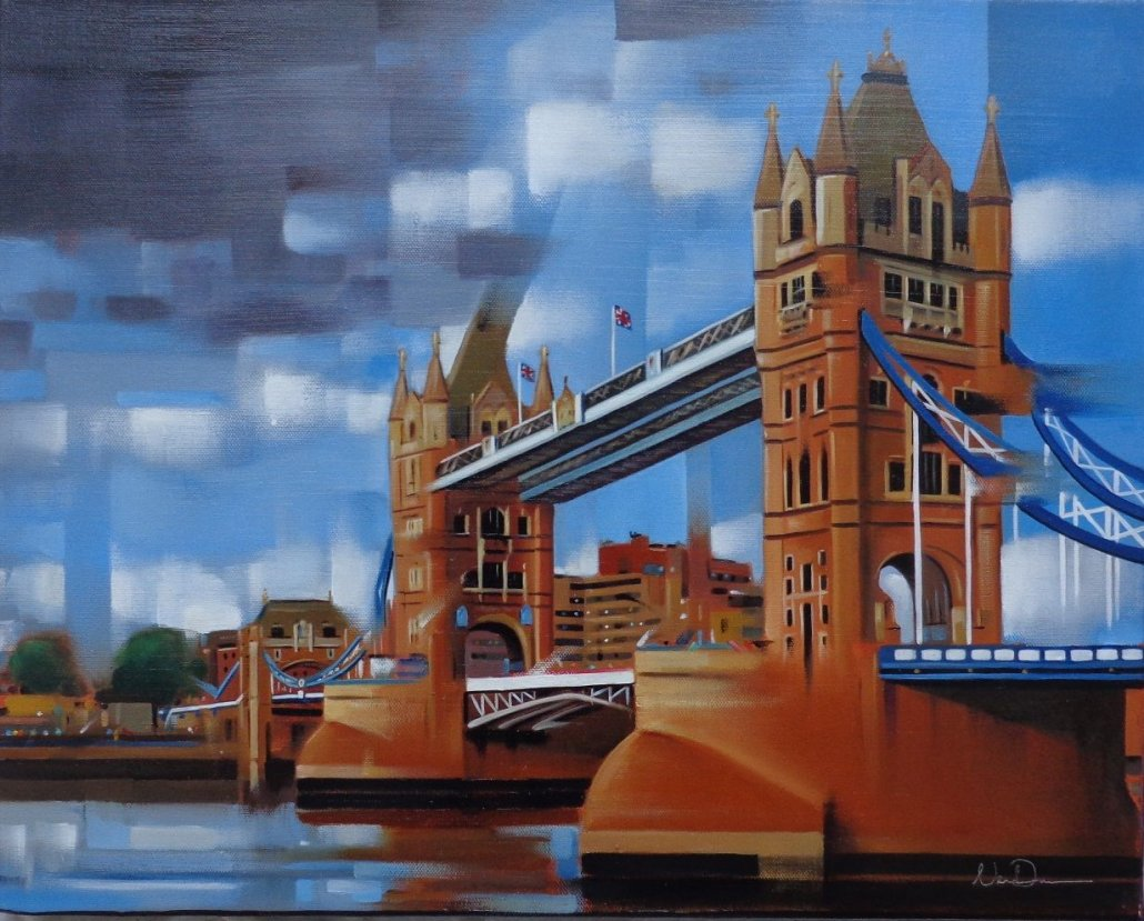 Image 1 of Tower Bridge Original