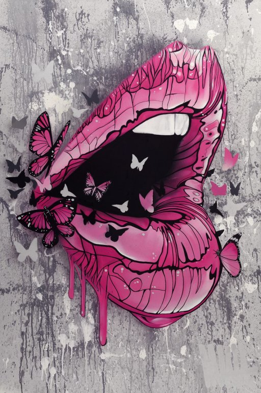 Image 1 of Butterfly Kiss
