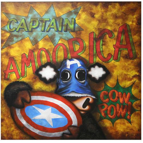 Image 1 of Captain Amoorica