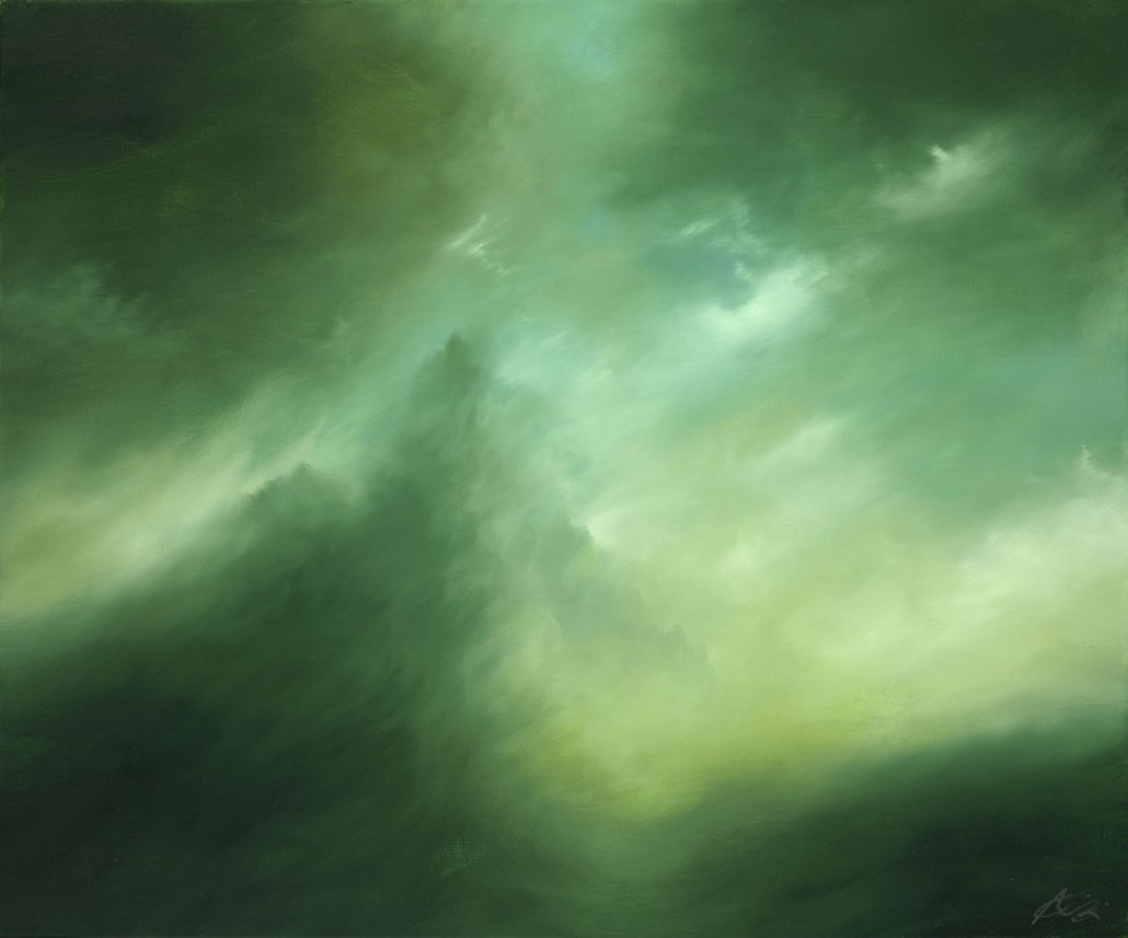 Image 1 of Disappear in a Storm Original