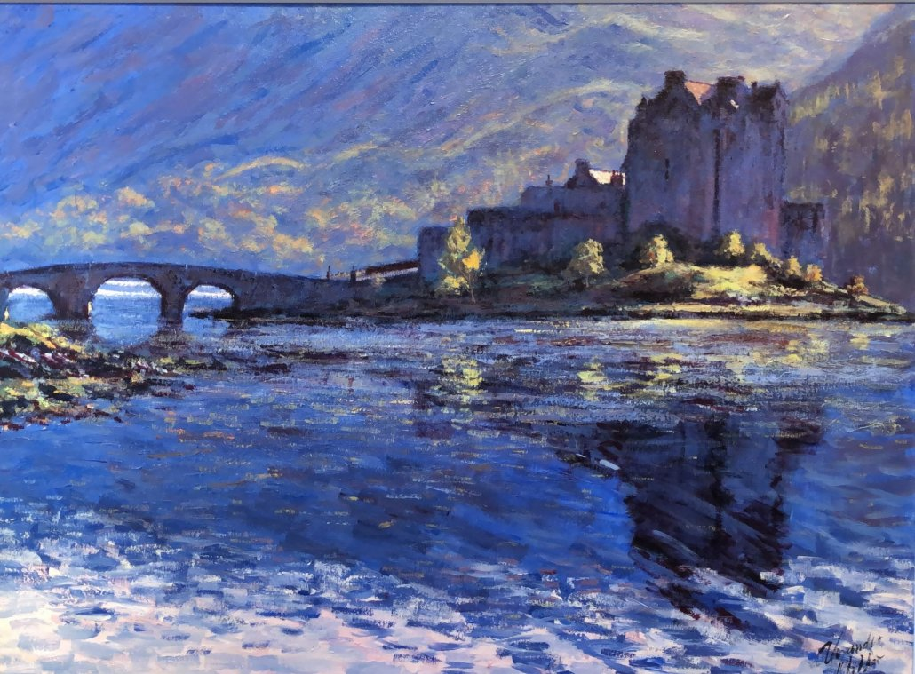 Image 1 of Eileen Donan Castle