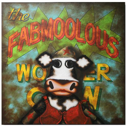 Image 1 of The Fabmoolous Wonder Cow