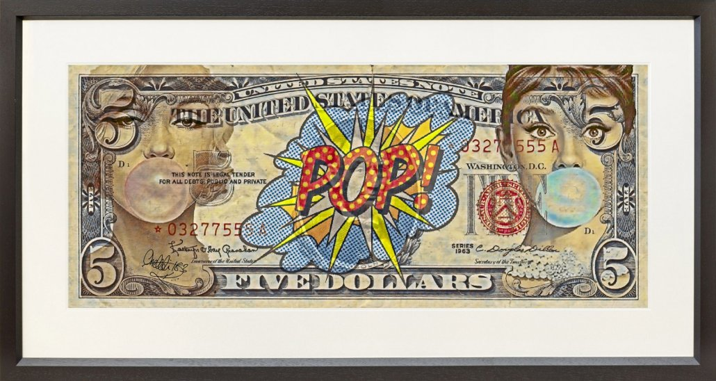 Image 3 of Five Dollars