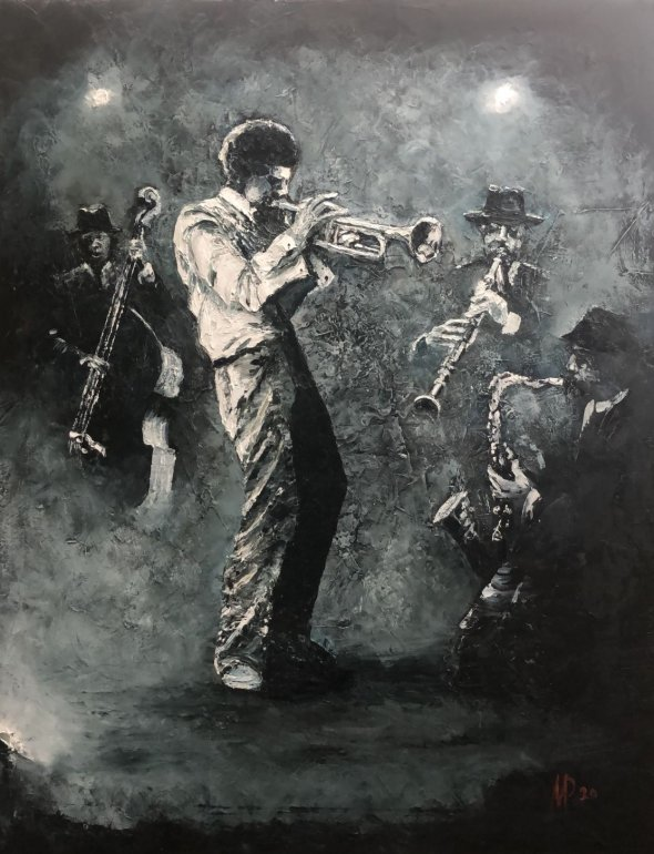 Image 1 of And All That Jazz Limited Edition