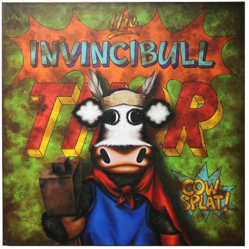 Image 1 of The Invincibull Thor