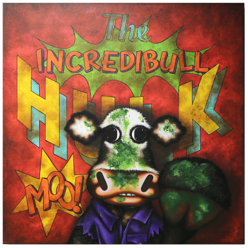 Image 1 of The Incredibull Hulk