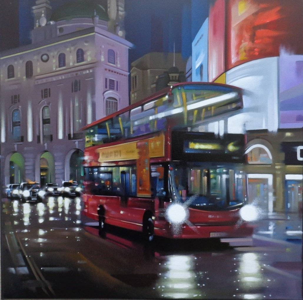 Image 1 of Piccadilly Bus Original