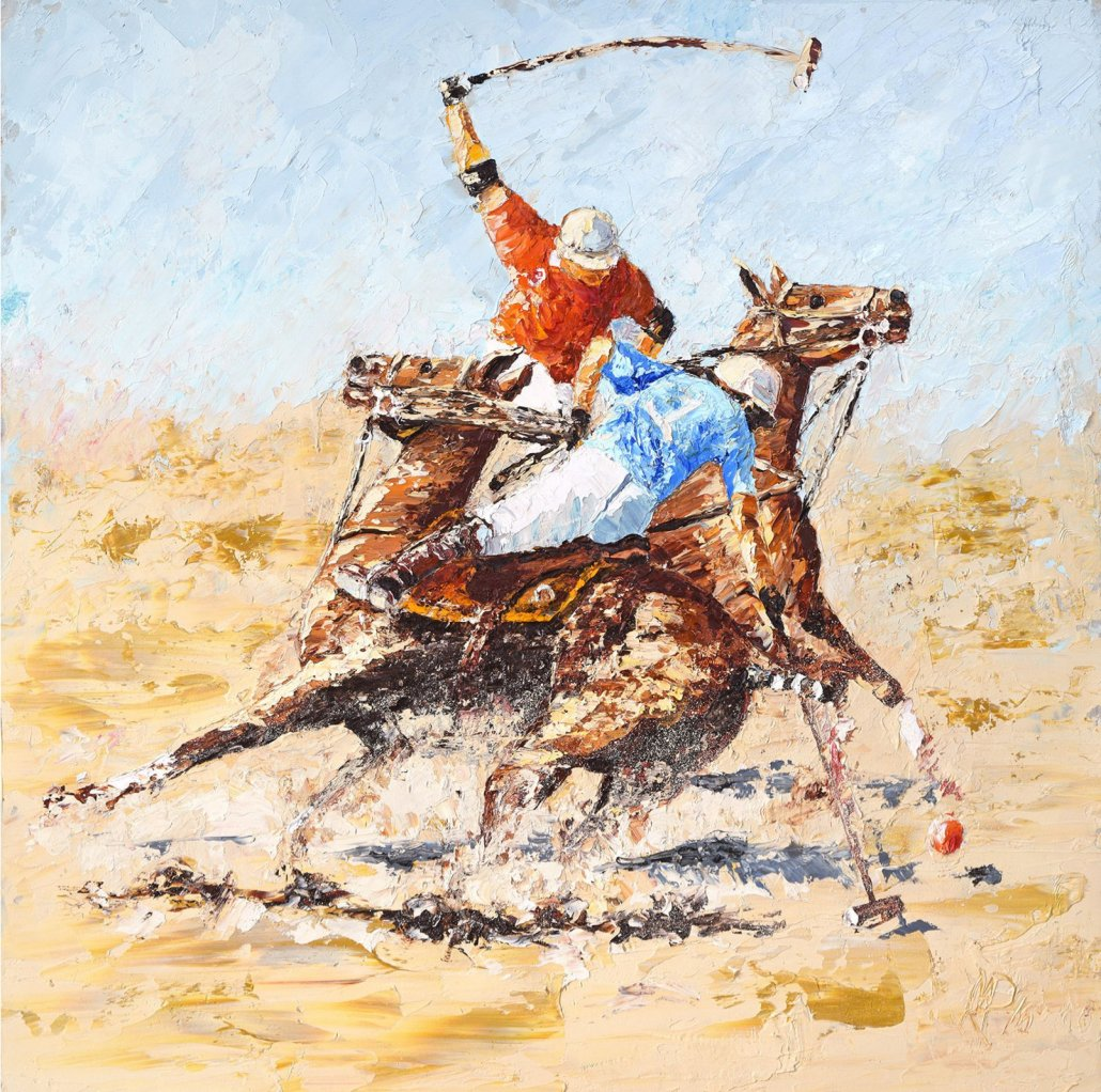 Image 1 of Beach Polo