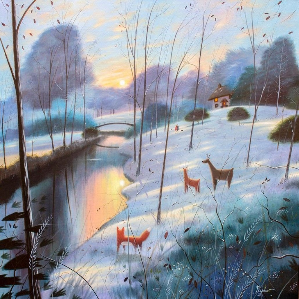 Image 1 of Love's Winter Wonderland Limited Edition