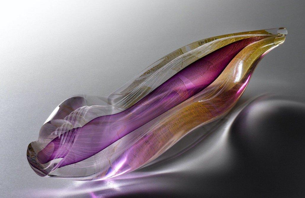 Image 1 of Silver Leaf Series II Original
