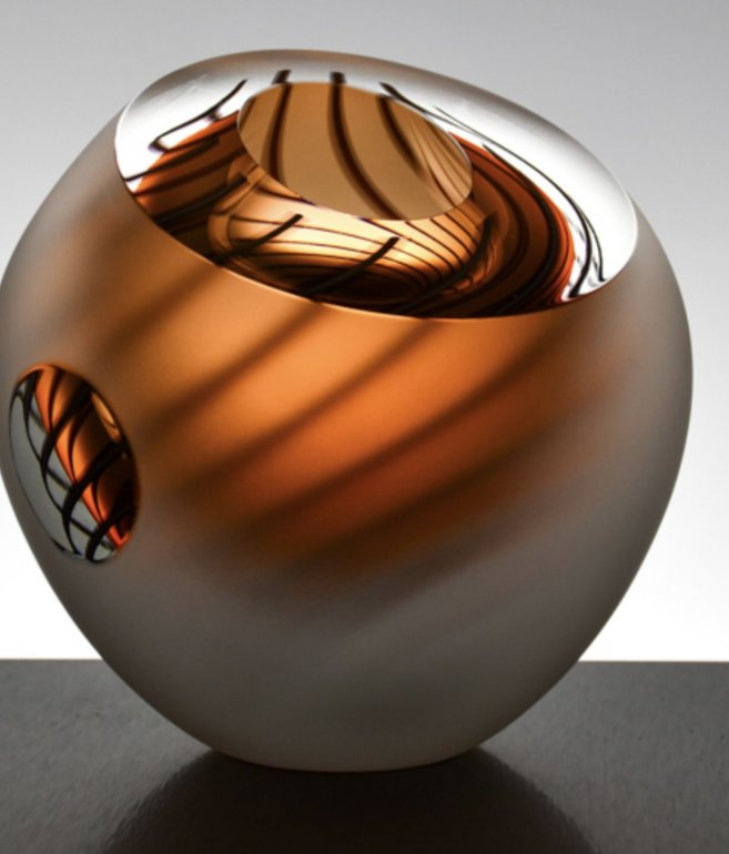 Image 2 of Dizzy Spiral Bowl Original (Small)