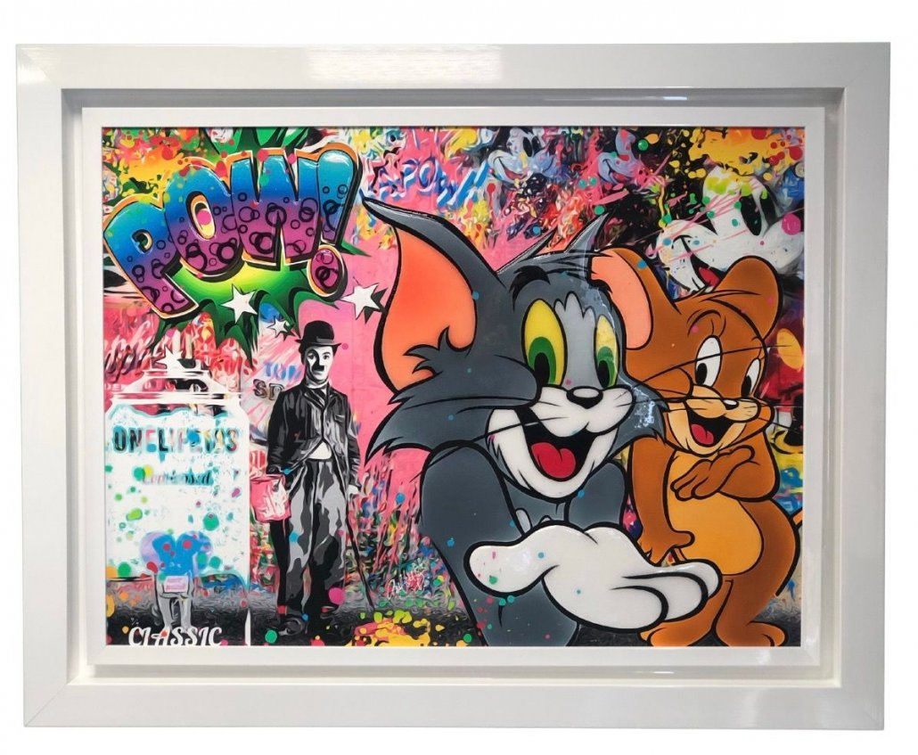 Image 2 of Tom and Jerry *** SOLD OUT ***